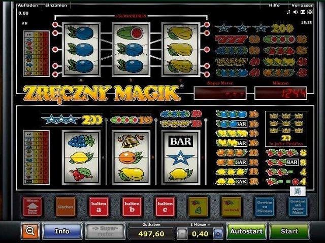 Zreczny Magic Slot