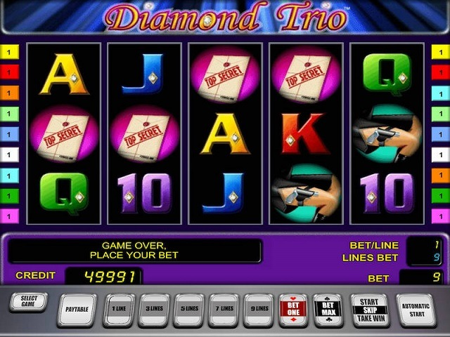 Diamond Trio Slot