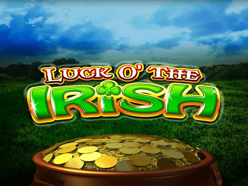 Luck O' the Irish Slot