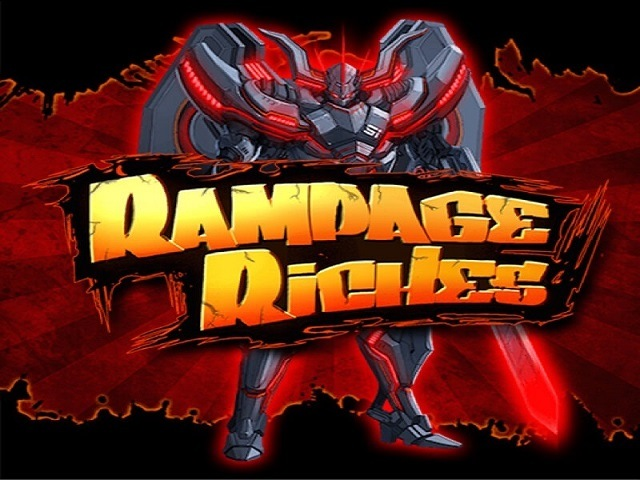 Rampage Riches Slot