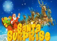 Santa Surprise