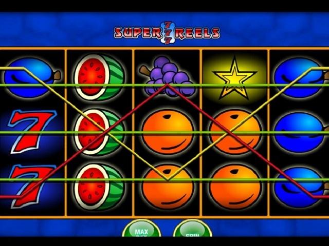 Super Seven Slot