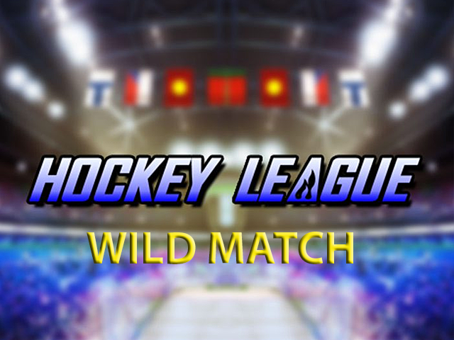 Hockey League Wild Match Slot