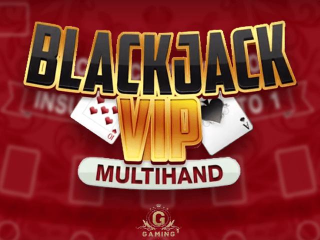Blackjack VIP Multihand Slot