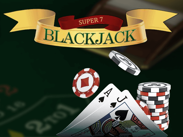 Super 7 Blackjack Slot