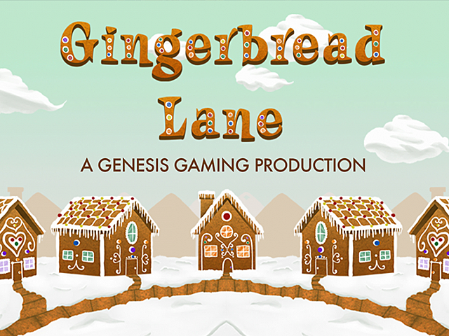 Gingerbread Lane Slot
