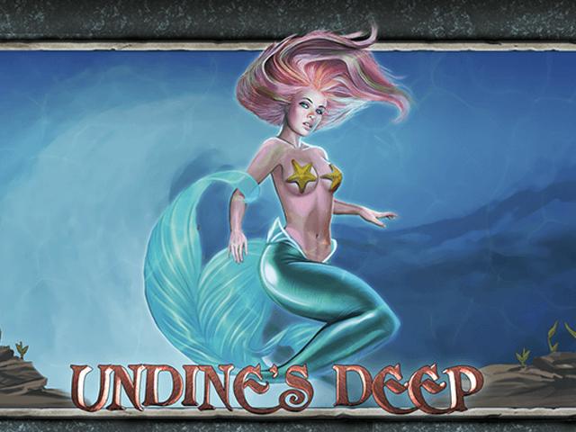 No Download Undines Deep Slots from Endorphina
