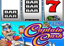 Captain Cash by Betsoft