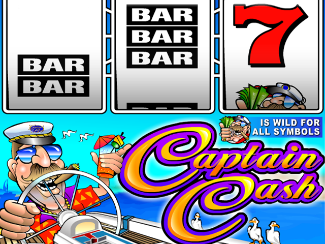 Captain Cash By Betsoft Slot
