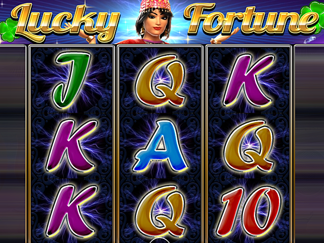 Lucky Fortune Slot