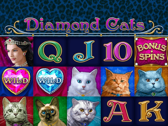 Diamond Cats Slot