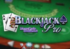 BlackjackPro MonteCarlo MH