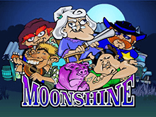 Moonshine Slot