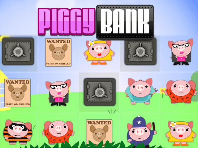 Spiele Piggy Bank 1x2 - Video Slots Online