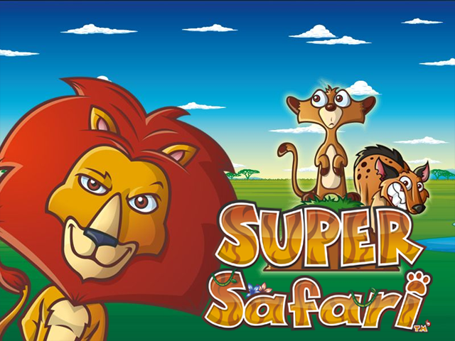 Super Safari Slot
