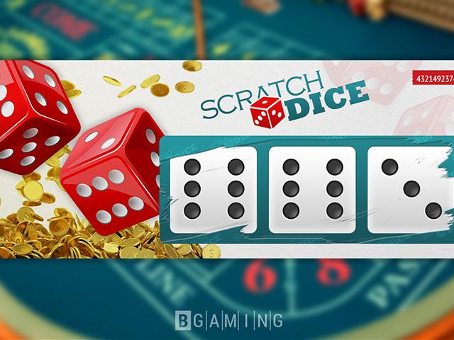 Scratch Dice Slot