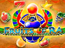 Fruits Of Ra Slot