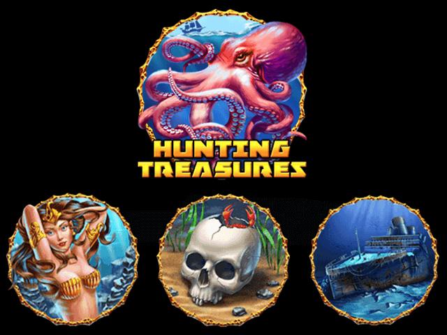 Hunting Treasures Slot