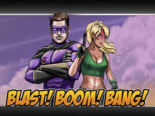Blast Boom Bang Slot