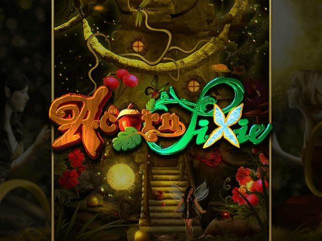 Acorn Pixie Slot