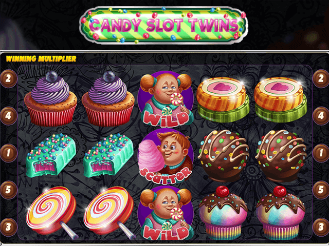 Candy Slot Twins Slot