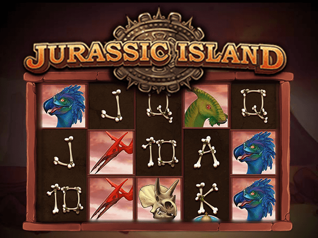 Jurassic Island Slot