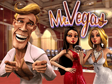 Mr. Vegas Slot