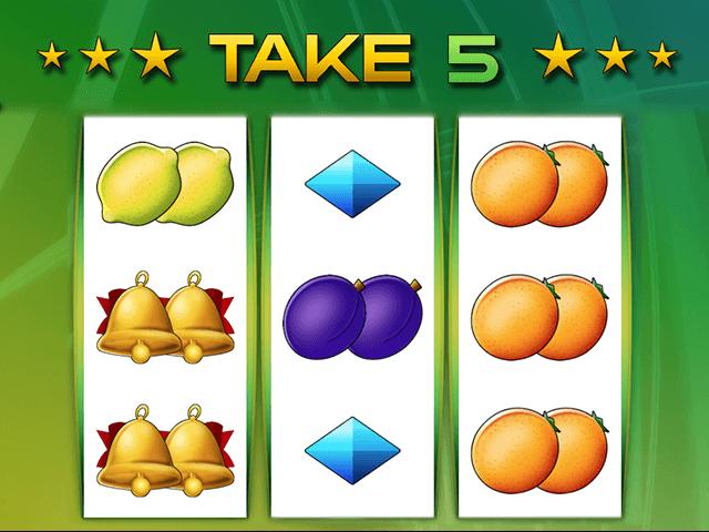 Take 5 Slot