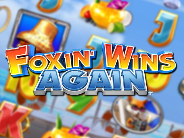 Foxin' Wins Again Slot