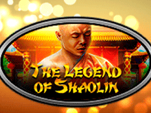 The Legend Of Shaolin Slot