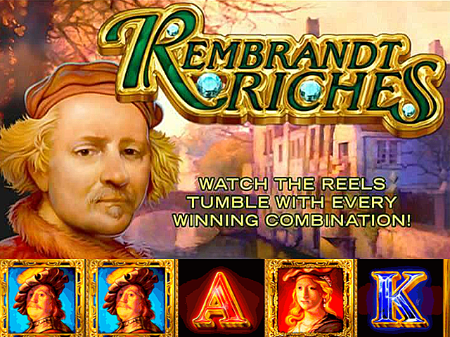 Rembrandt Riches Slot