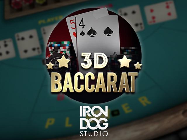 3D Baccarat Slot