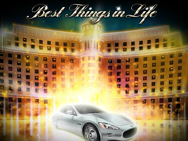 Best Things In Life Slot