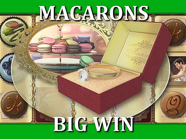 Macarons Slot