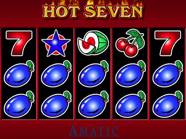 Hot Seven Slot