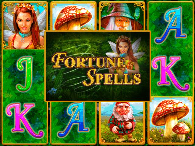 Fortune Spells Slot