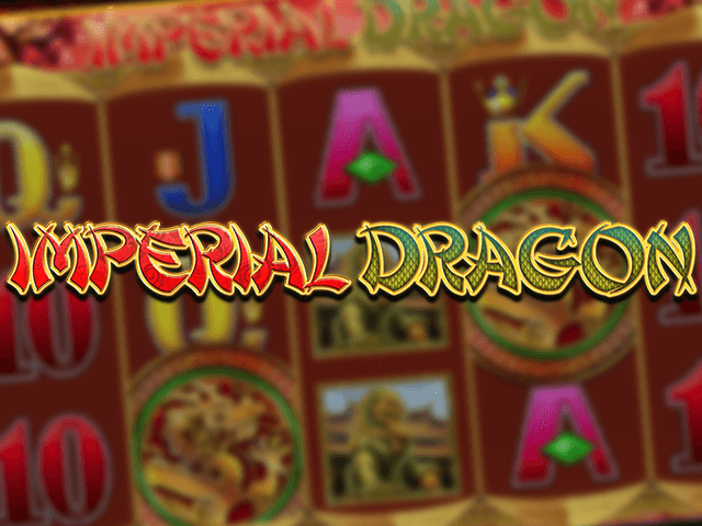 Imperial Dragon Slot
