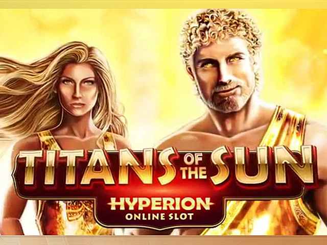 Titans of the Sun Theia Slot