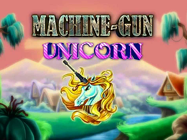 Machine Gun Unicorn Slot