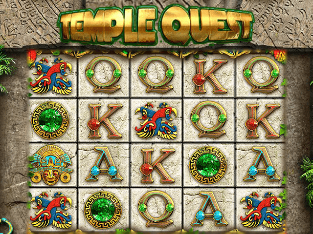 Temple Quest Slot