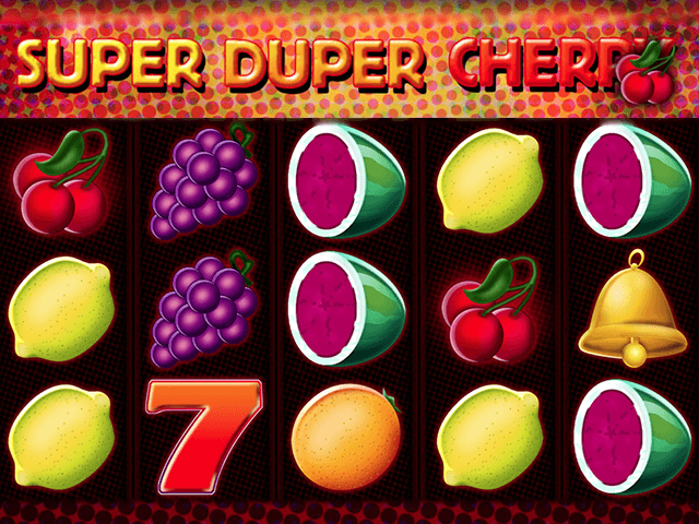Super Duper Cherry Slot