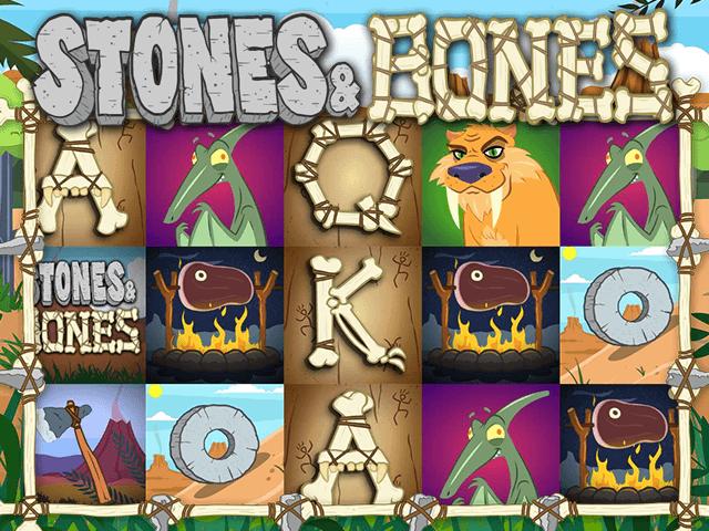 Spiele Stones & Bones - Video Slots Online