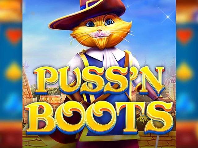 Puss'n Boots Slot
