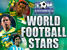 Top Trumps World Football Stars Slot