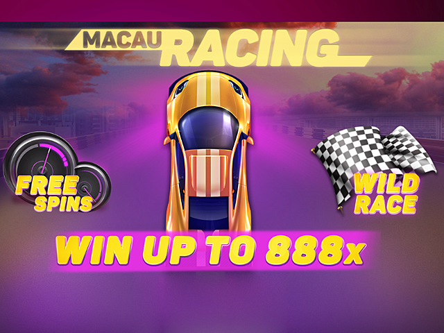 Macau Racing Slot