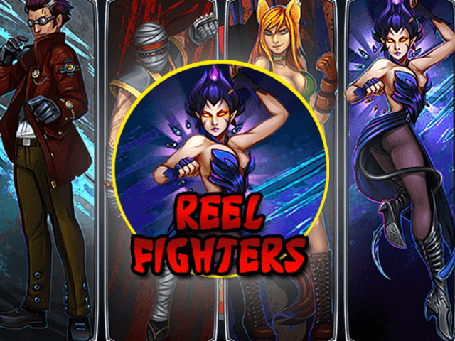 Reel Fighters Slot