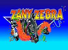 Zany Zebra