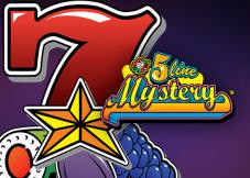 5 Line Mystery