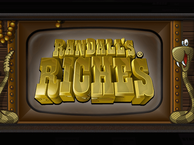 Randall's Riches Slot