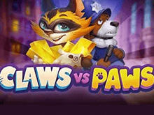 Claws Vs Paws Slot